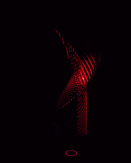 Franck Tawema_Lightbrush_Pink