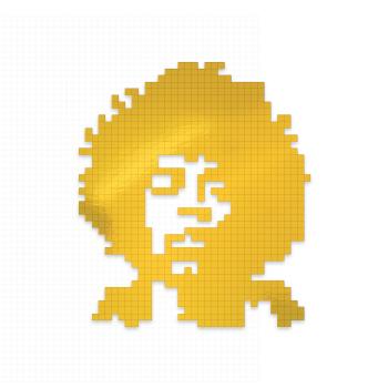 Golden Jimmy Hendrix