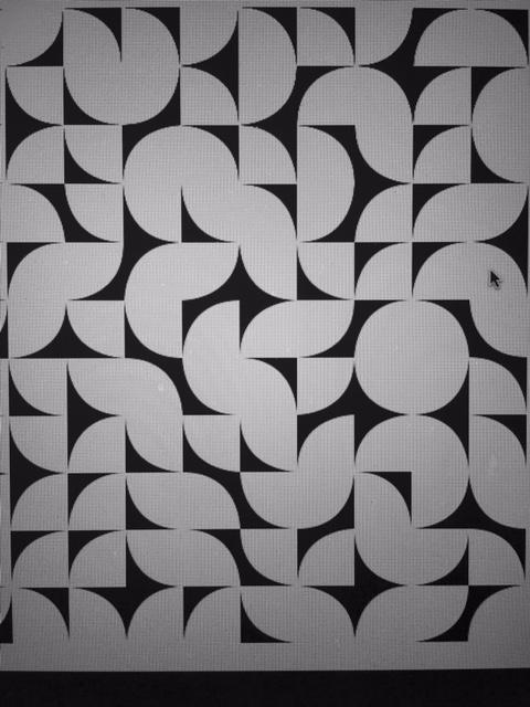 Shape print work in progress