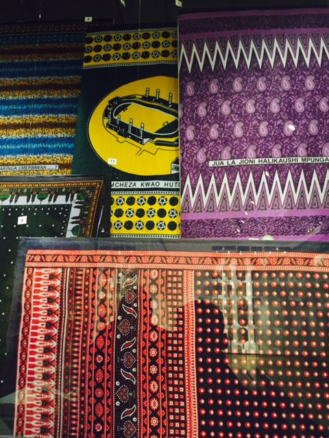 British Museum - African textiles