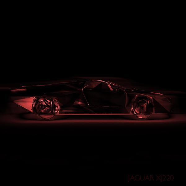 Jaguar XJ20