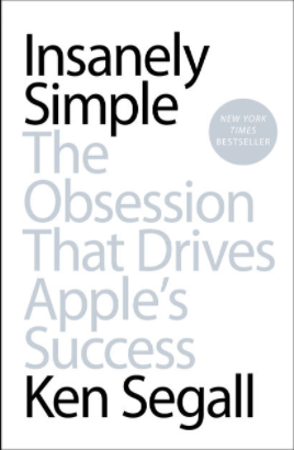"""Simplicity likes to make a point quickly. Few people who attend an overblown, hard-to-digest presentation return to their offices eager to se the world on fire. Most prefer to head to the nearest bar. This is not the way to inspire people to greatness."""