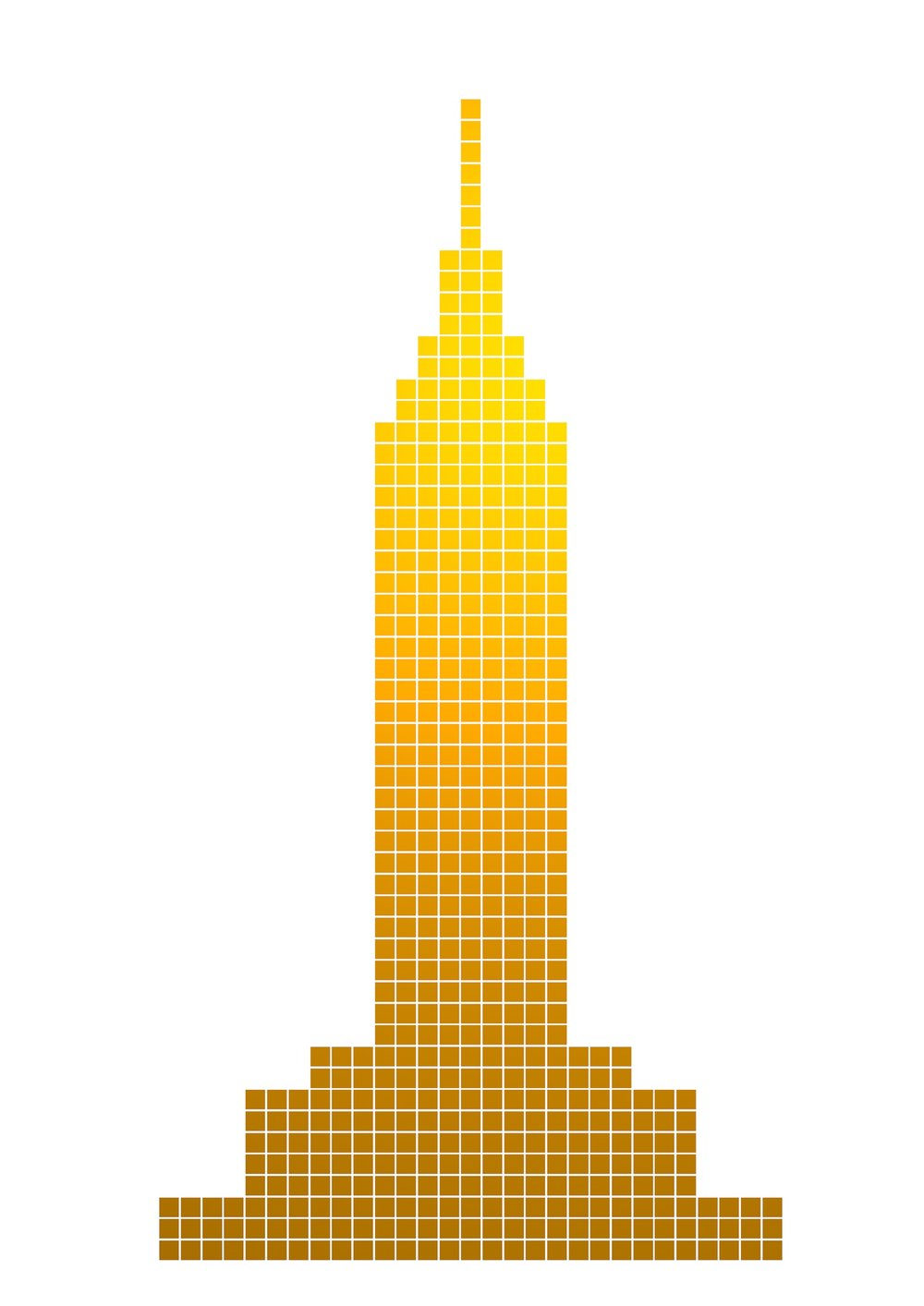 Empire - Inspired by the Empire State Building