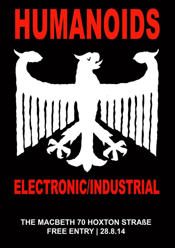 HUMANOIDS   Electronic/Industrial