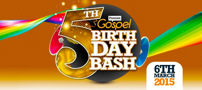 The Premier Gospel 5th Birthday Bash brings you shoulder to shoulder with your favourite Premier Gospel presenters and DJs, along with a host of the UK's top Gospel artists!     Celebrate with the best in Gospel Classics, Hip Hop, Afro Beat, Reggae, House and Latin, as well as live performances by the biggest names in UK Gospel.    Artists on the night include:    Guvna B   Faith Child   Annastasia Baker   and more!    Presenters include our very own Yinka, Lady T, Wayne Marshall, DJ Pappi, Javier Paredes, Dave P and more!     This is the one night in UK Gospel calendar you better not miss! Spaces are limited, so get you and your friends and family together for one unforgettable evening!  Tickets:  http://www.premiergospel.org.uk/Premier-Gospel-5th-Birthday-Bash   Friday 6th March The MacBeth 70 Hoxton Street Shoreditch, N1 6LP London  18+ event and ID required