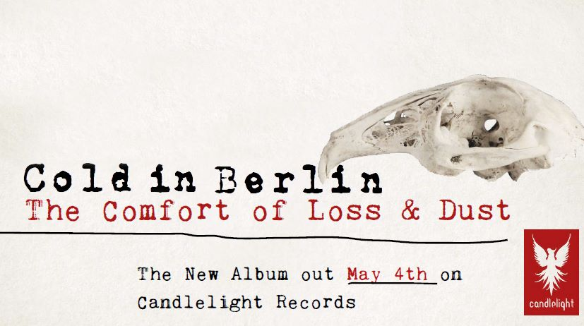 COLD IN BERLIN -   http://www.coldinberlin.com/    'Translators for our imploding society' Album of the month and ArtRocker Top 20 Album of the Year ArtRocker    'There's more than initially meets the ears here... a voice that could fell oaks at 100 meters... razor-sharp guitar wizardry... probably exactly how Courtney Love thinks Hole sound.' Q    'With the energy levels cranked to maximum, it's hard not to get sucked into their dark whirlpool of noise' Mojo    NASTY LITTLE LONELY   https://www.facebook.com/nastylittlelonely   'A whiskey-swillin' no-wave tempest of glorious, blistering discord' - Christopher Nosnibar, Whisperin and Hollerin.    'Nasty Little Lonely take their industrial, punk and psychedelic influences and cr  eate a unique, filthy, jagged, brutal landscape which is somehow also often a place of terrible, hypnotic beauty. Ian Sutherland, Metaltalk   Paul ArtRocker DJ set  £5 Entry