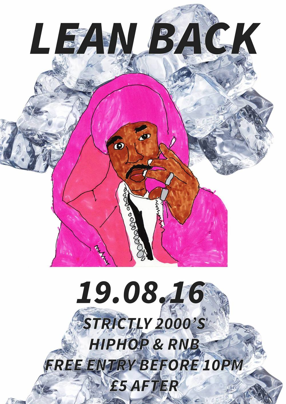 Hey!    Think 2000s     Think MTV    Think music videos    Think the best hip hop & rnb in this ~GOLDEN~ era    FREE b4 10pm     £5 after all night - bring ID  DJs  oh annie oh & William Michael & friends  Simples!
