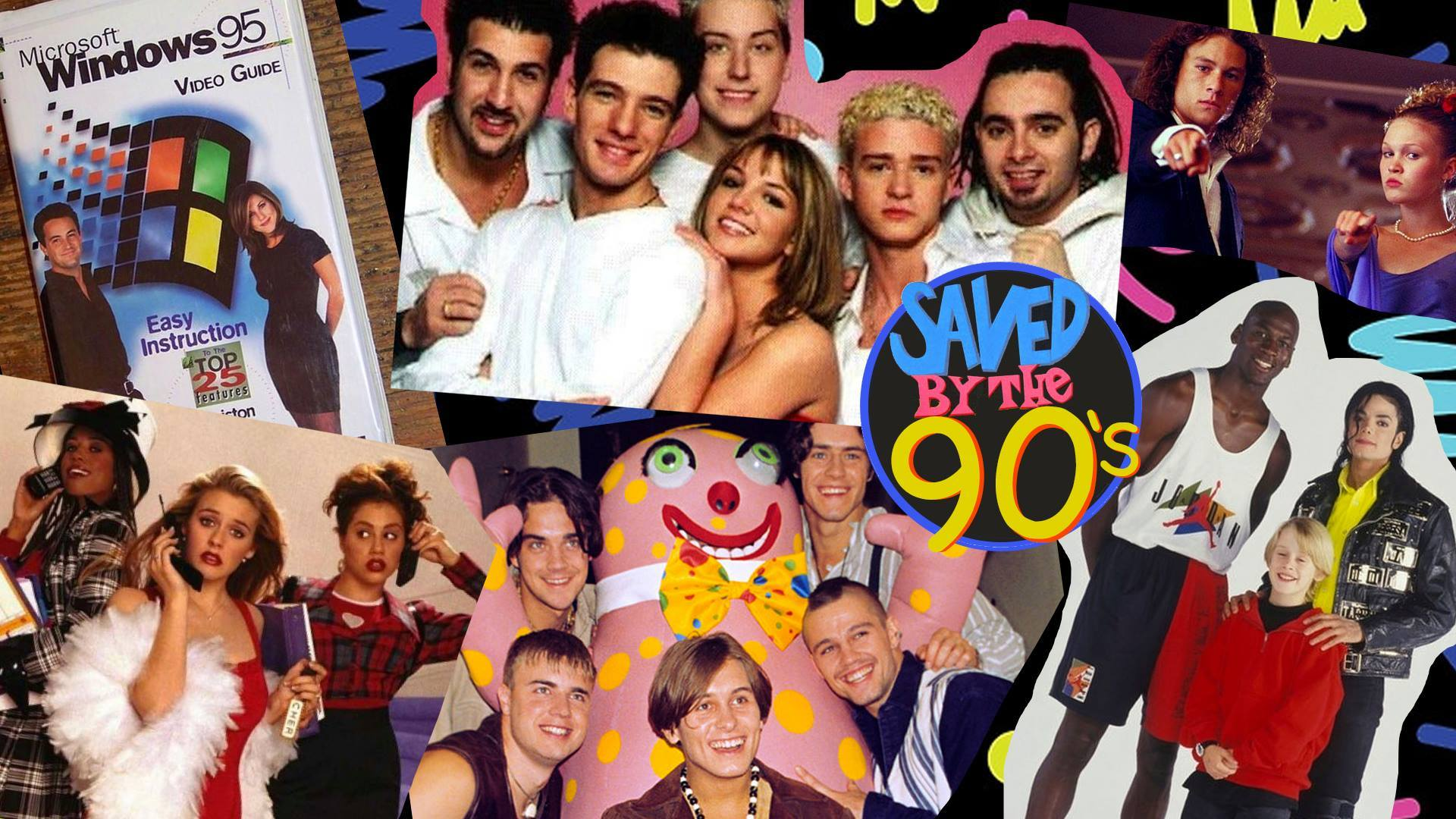 90s uk dating shows