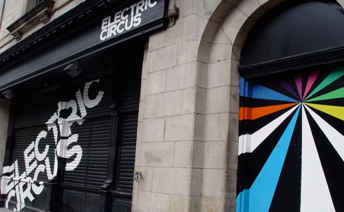 The Electric Circus (Showcase venue)