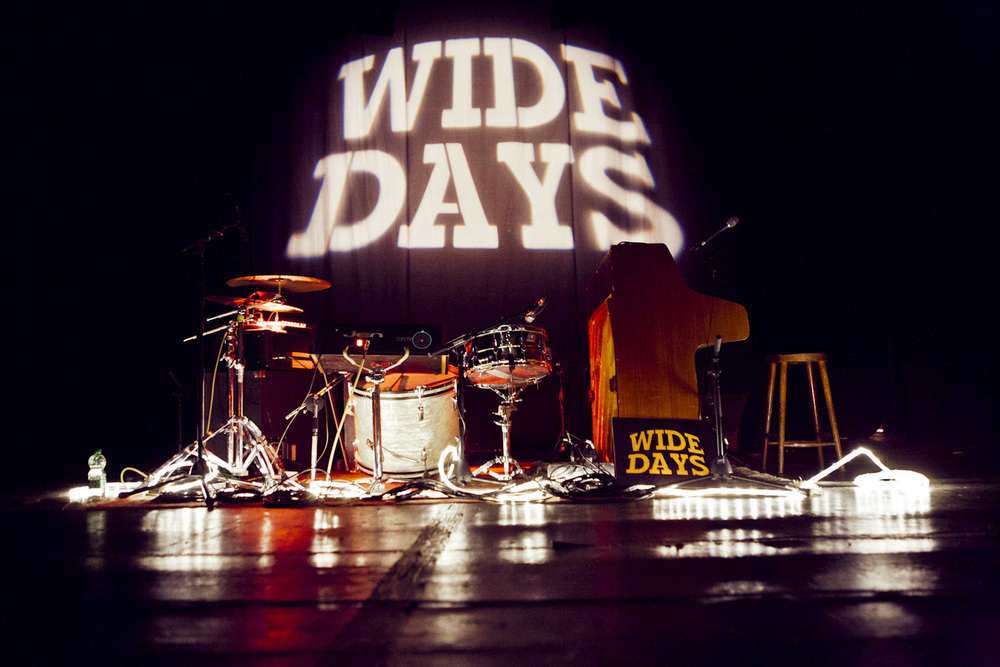 Wide Days Showcases