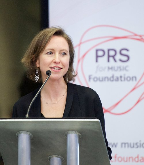 VANESSA REED PRS FOUNDATION