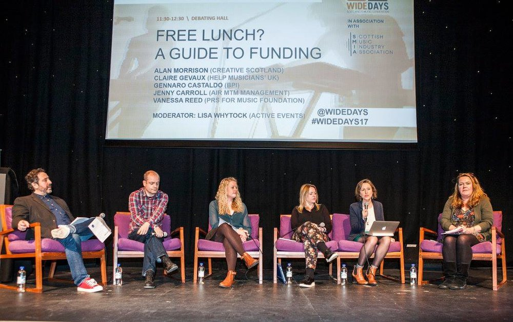 Free Lunch? Funding Panel JPG