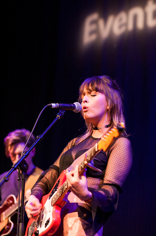 Emme Woods showcase at Teviot JPG