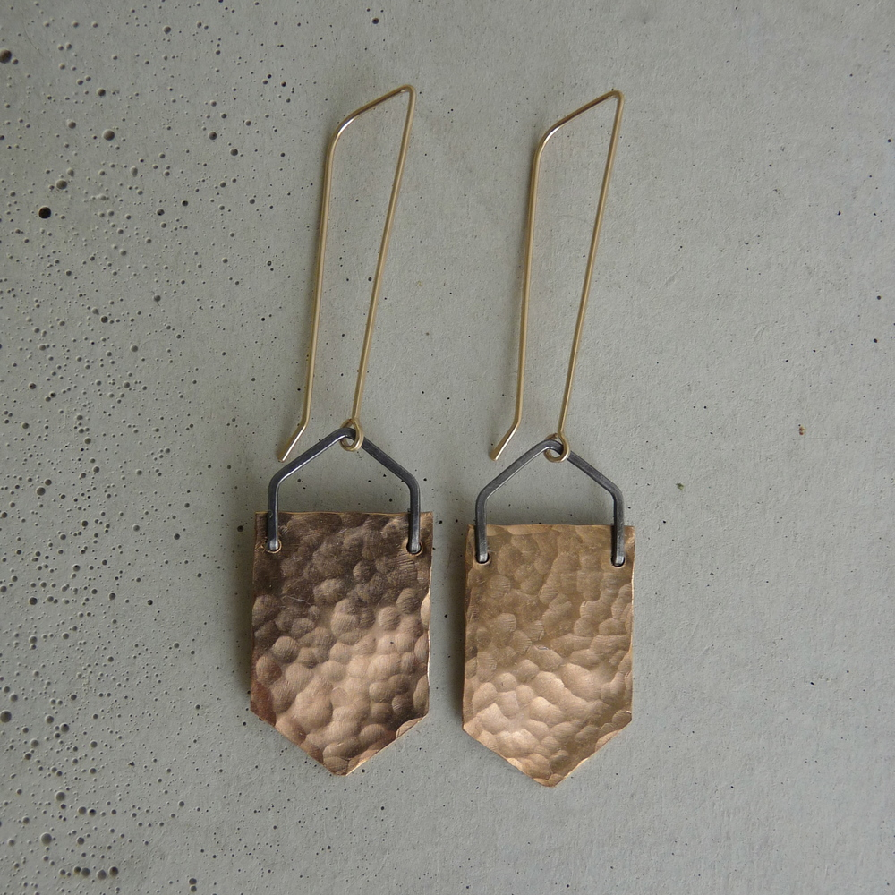 QUARRY earrings