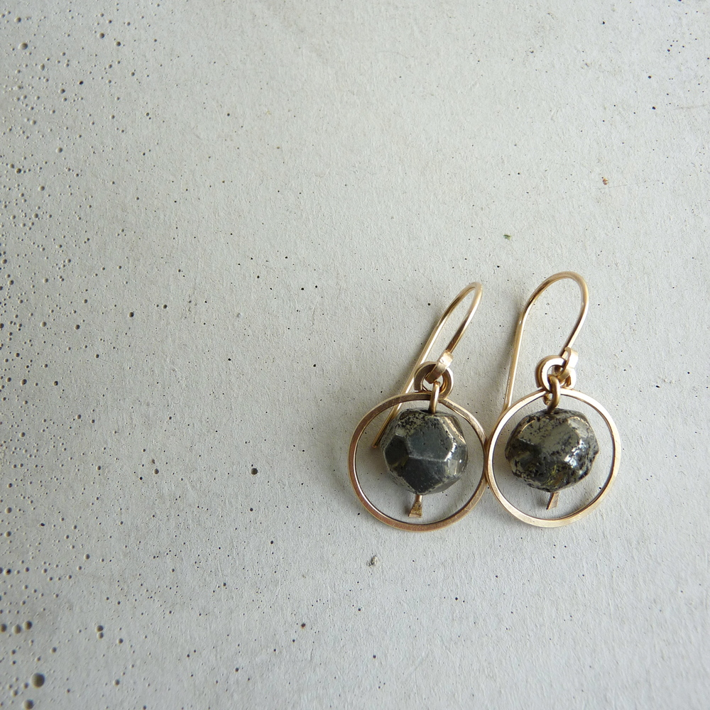 CRISTALINE earrings