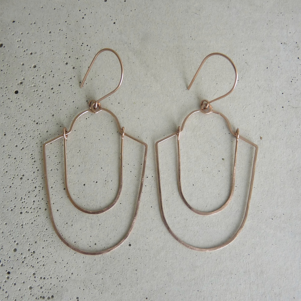 OXBOW earrings
