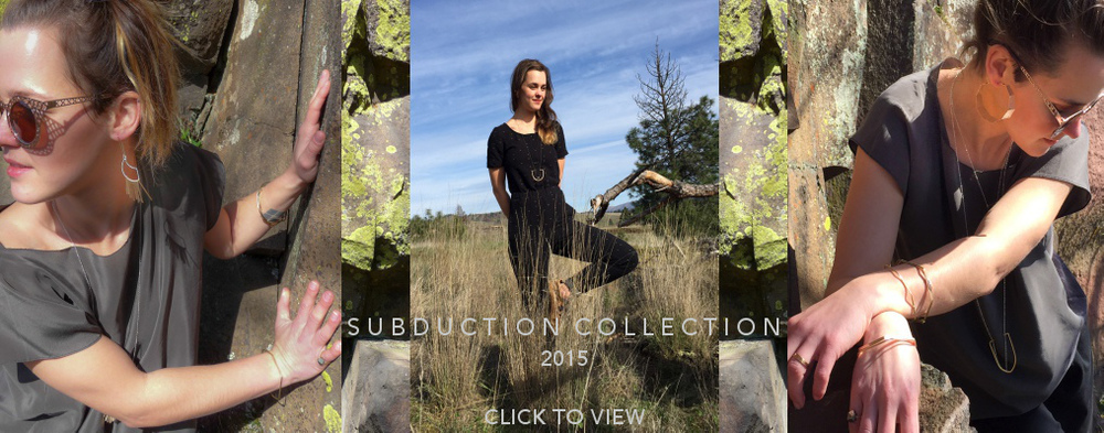 SUBDUCTION COLLECTION NEW REFINED BASICS