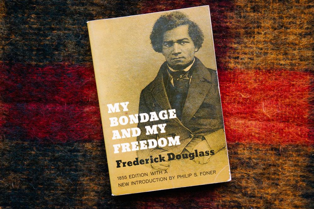 Fredrick Douglas My Bondage My Freedom