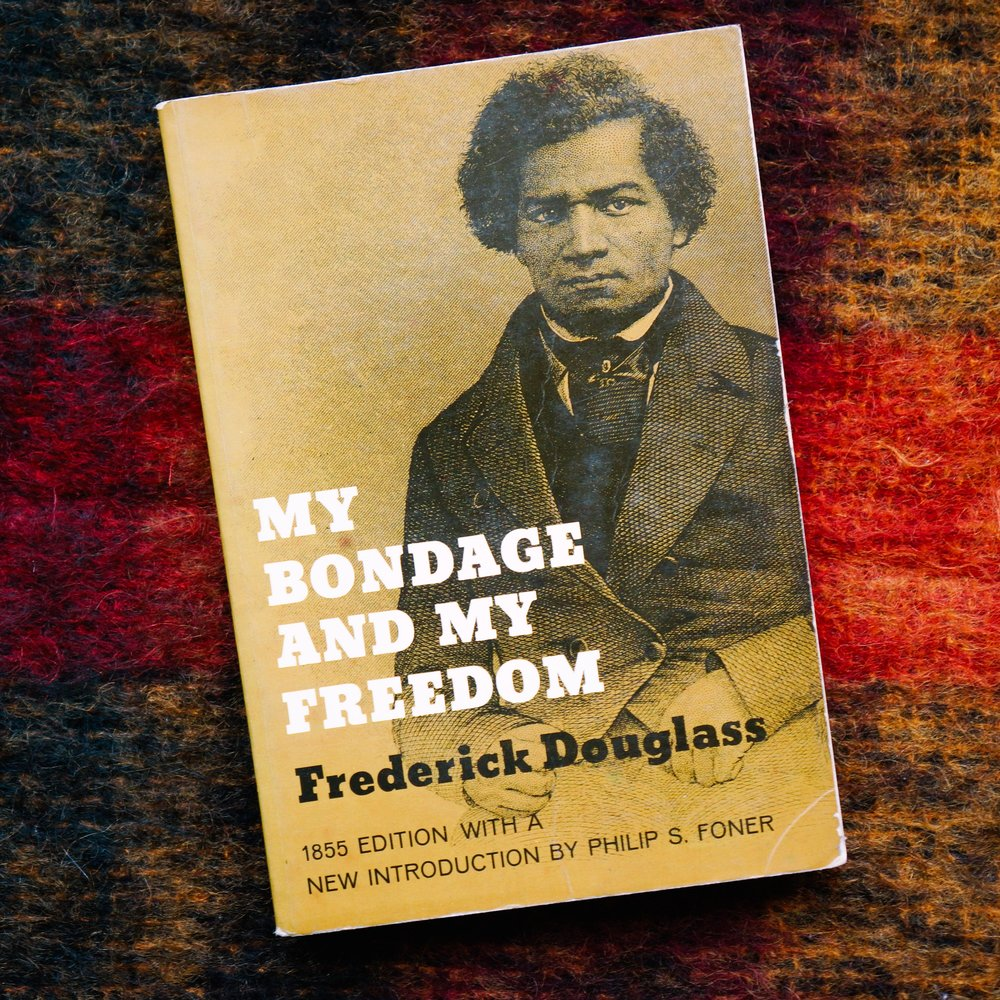 Ex-slave Frederick Douglass's second autobiography-written after ten years of reflection following his legal emancipation in 1846 and his break with his mentor William Lloyd Garrison-catapulted Douglass into the international spotlight as the foremost spokesman for American blacks, both freed and slave. Written during his celebrated career as a speaker and newspaper editor,  My Bondage and My Freedom  reveals the author of the  Narrative of the Life of Frederick Douglass  (1845) grown more mature, forceful, analytical, and complex with a deepened commitment to the fight for equal rights and liberties.      Get it Here