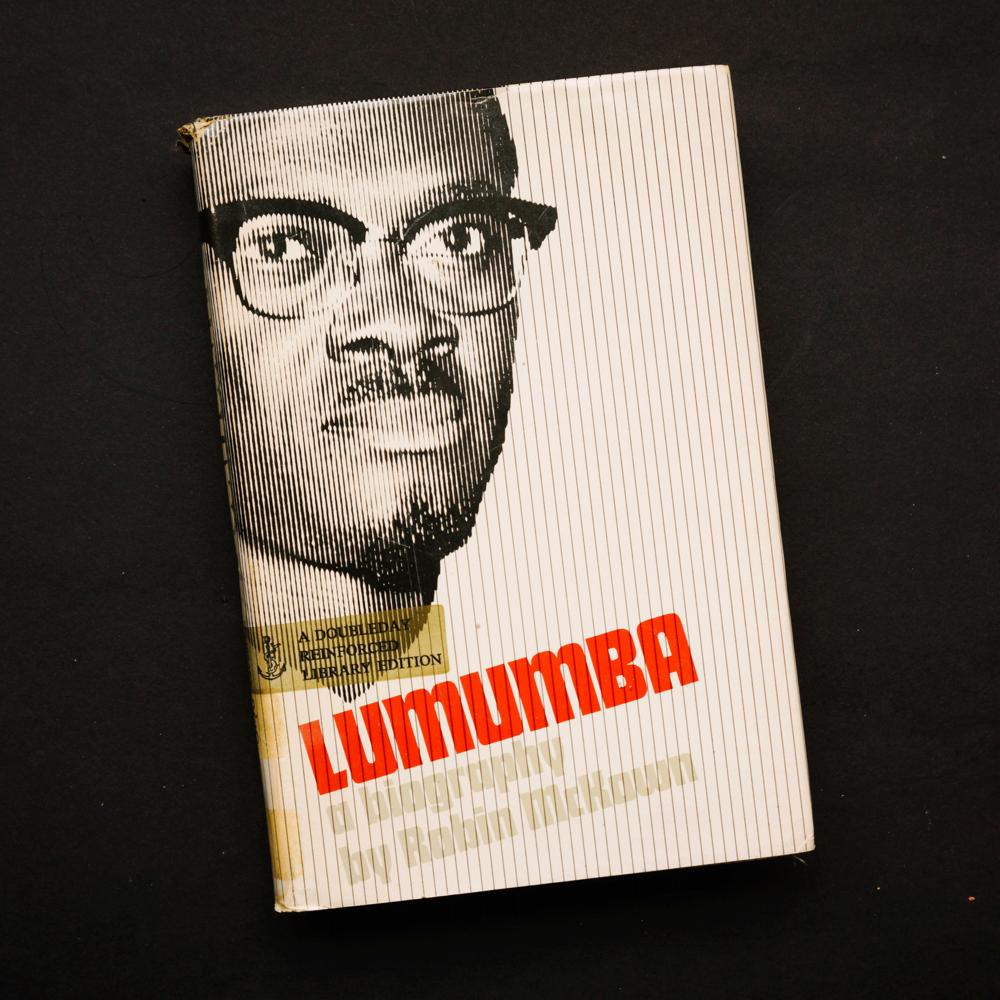 Lumumba Robin McKown