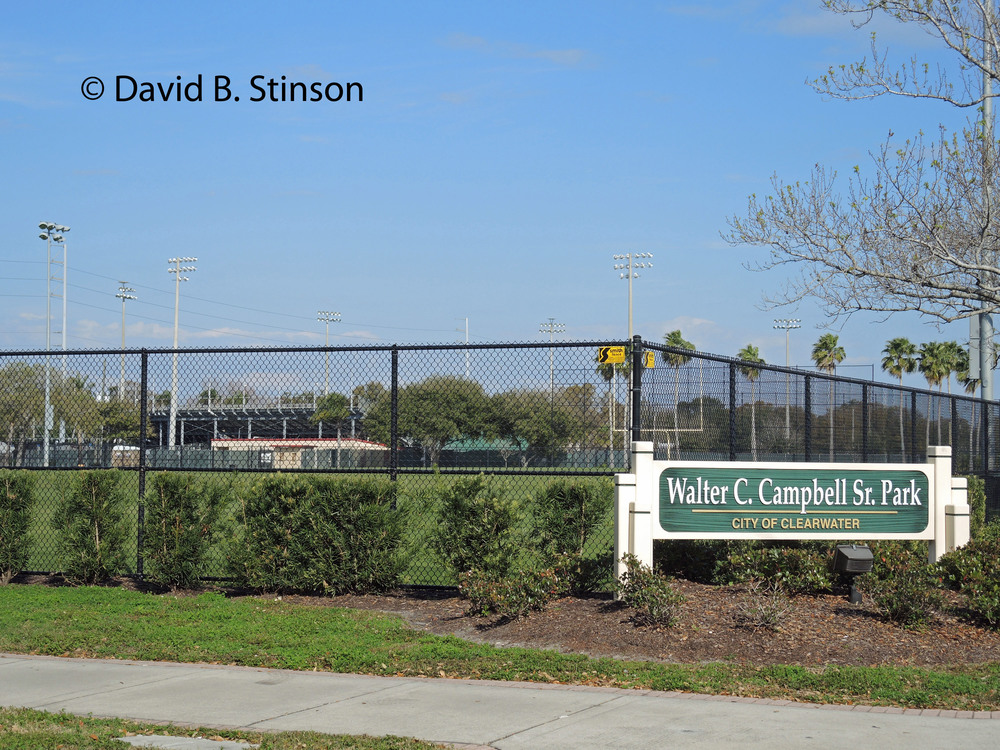 Jack Russell Stadium   800 Phillies Dr.  Clearwater, FL 33755
