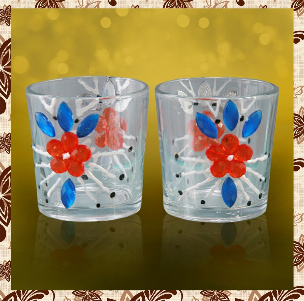 G107H15 : Pair Rs 150. Packing in paper bag. Special packaging at extra cost. Delivery free in Mumbai for billing value greater than Rs 2000. For bulk order rate please email mousumii@goshopart.com