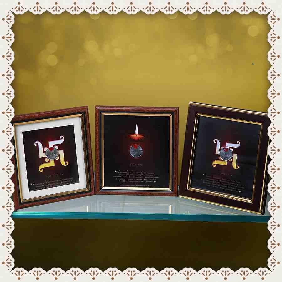 4x4 inch mahalaxmi coin frame_150.JPG