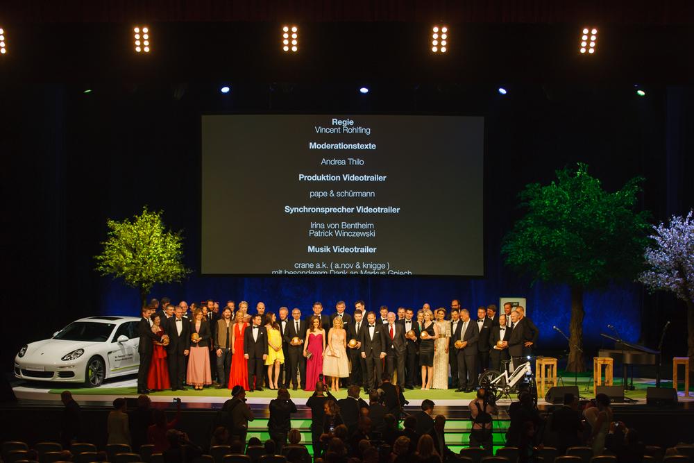 GreenTec Award in München - Foto: Stefan Kraul