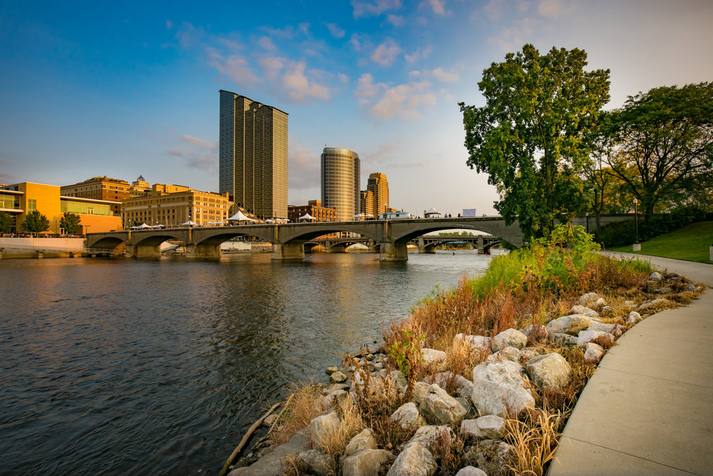 In Grand Rapids - Well we are a Destination Management Company, right? We love GR and can produce a multitude of city tours and experiences for you. We've done a bunch – and like to create them based on your brand and needs. Our knowledge of Grand Rapids makes this process easier for you with amazing results.Need to get your team working together? Let us help, and create and facilitate team building tours and/or activities that will result in a boost of energy and cohesiveness.