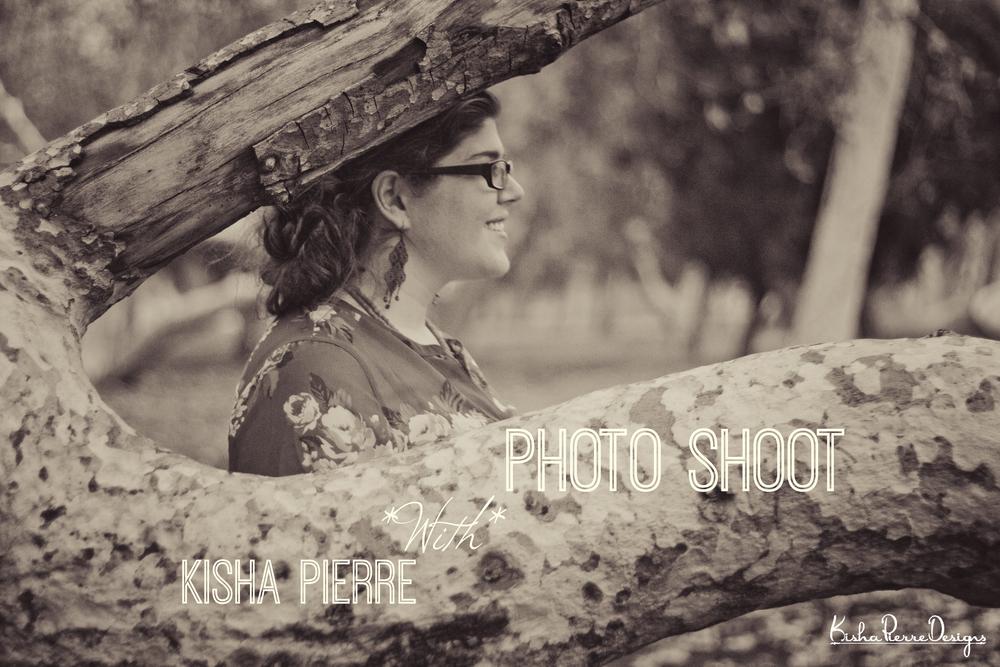 Photoshoot With Kish