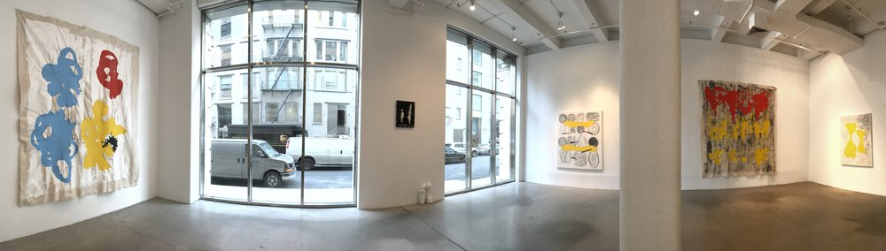 Solo at 524 West 26th Street NYC 2017