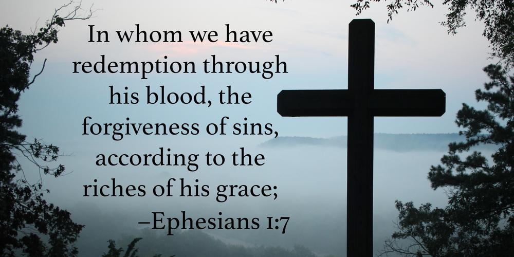 Ephesians 1:7 — Berea Project