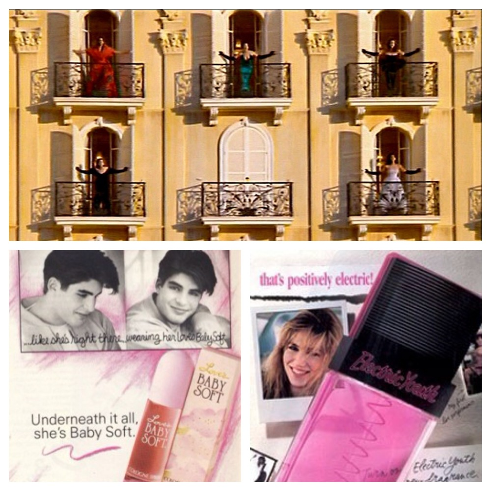 TBT - fragrance - old school - beauty - gregory dylan beauty