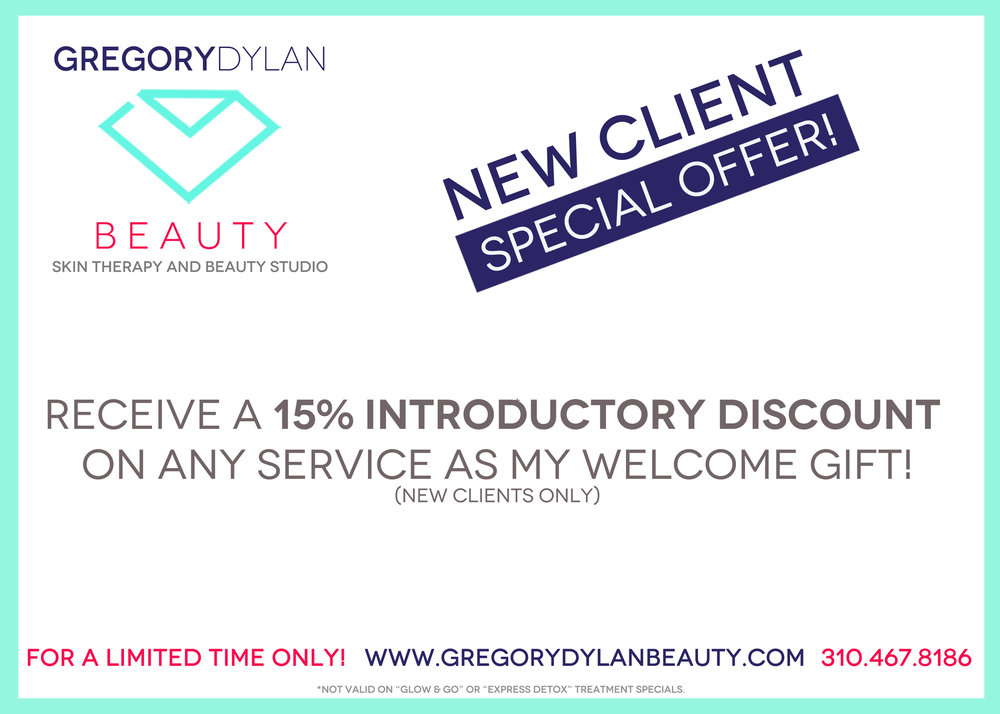 A skincare special for you, Los Angeles! From your favorite esthetician!