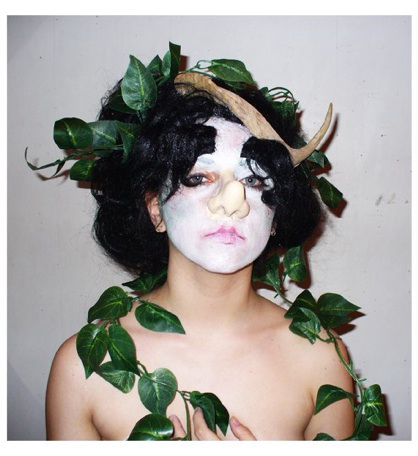 Eliza Swann      Earth Witch in Ecstasy 1   , 2012 Chromogenic Print 16 x 20 in   $1,000