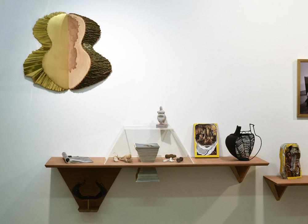 Julie Ann Nagle, installation