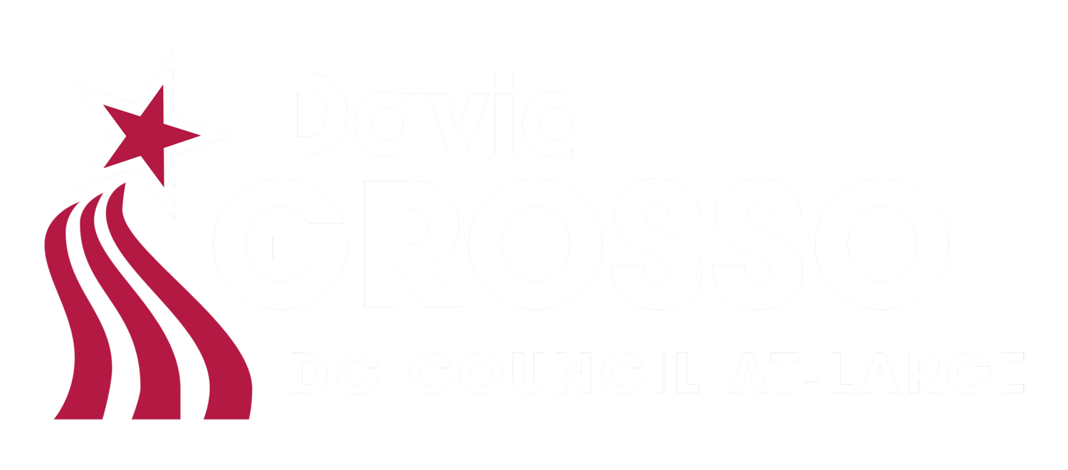 David Grosso, Chairperson, Education Committee