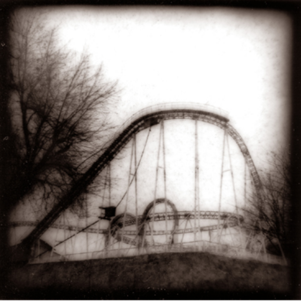 Rollercoaster #1, Scott Irvine