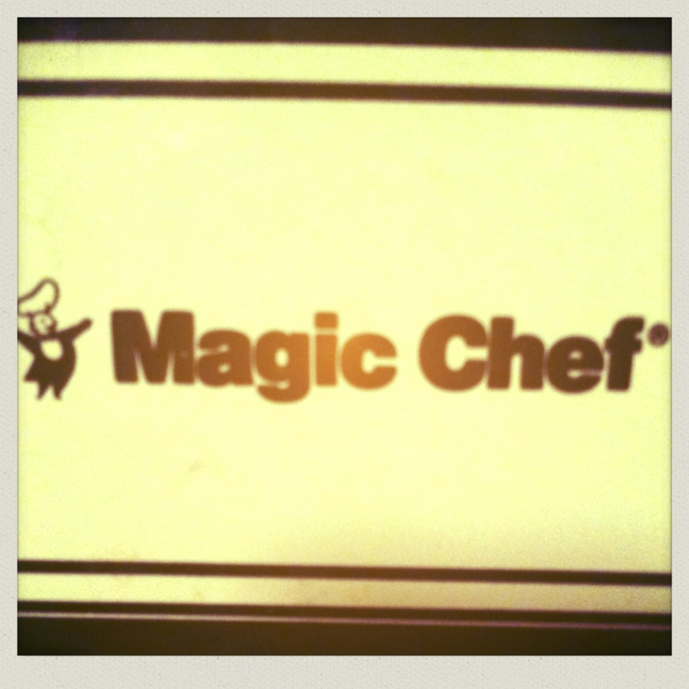 RIP Magic Chef...
