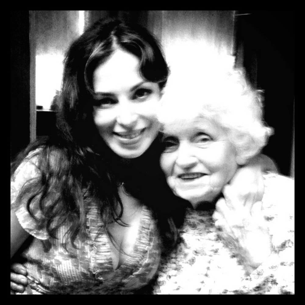 Belle grandmere
