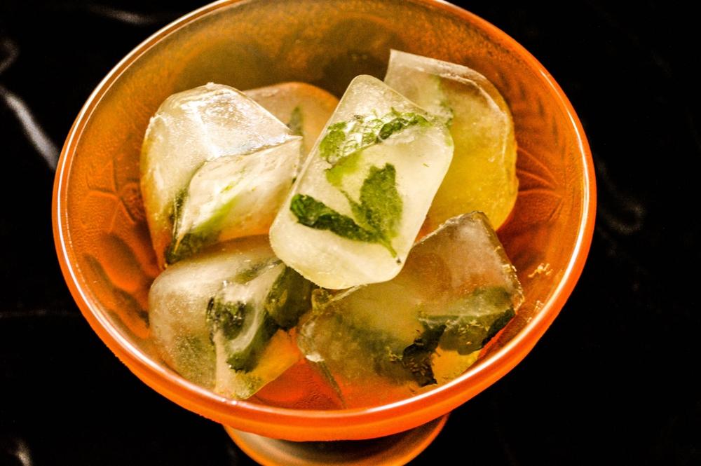 Chamomile Mint Ice