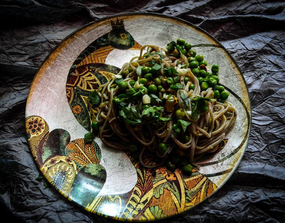 Pistachio Noodles 2