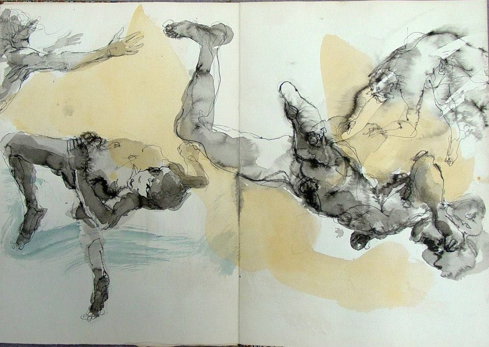 Sketchbook: Icarus