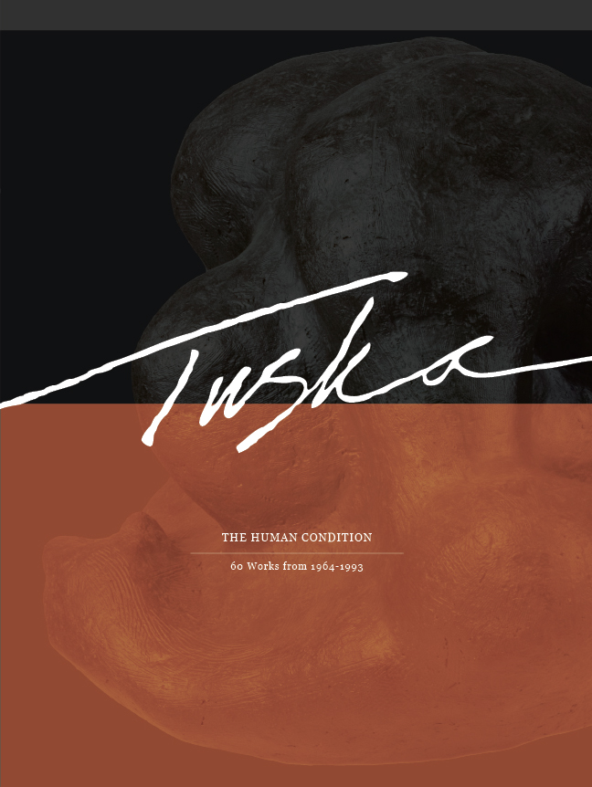 Click here to buy Tuska: The Human Condition. 60 Works from 1964-1993