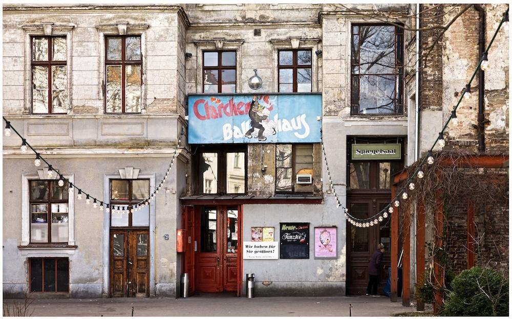 CABARET, BERLIN
