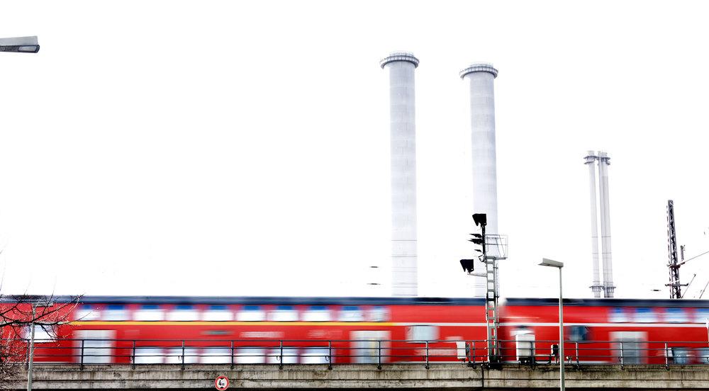 TRAIN, BERLIN