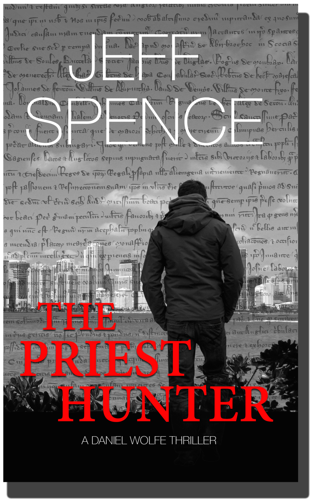 "Book One  Set in Miami  Wolfe takes his first steps into the secretive Vatican Internal Investigations Branch (VII), known as ""Seven.""  Warning: Violence and mature themes."