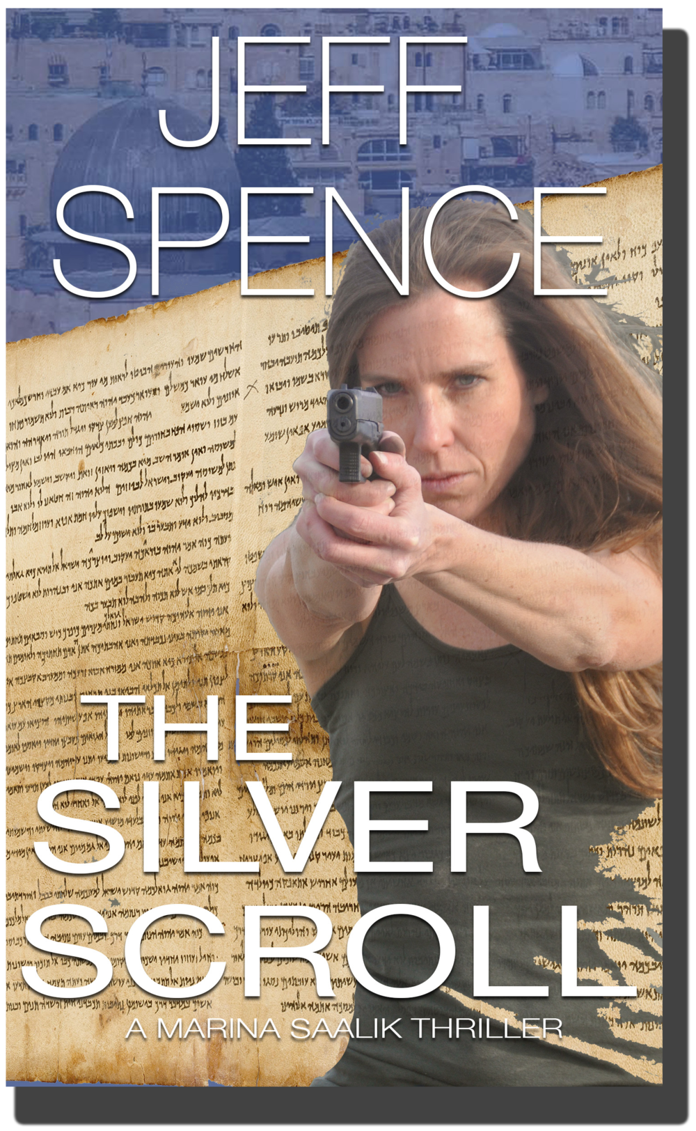Book One  Set in the US , UK and Israel  Marina is swept up into a deadly race for the treasure of a lifetime - and finds an unexpected talent for it.  Warning: Violence.