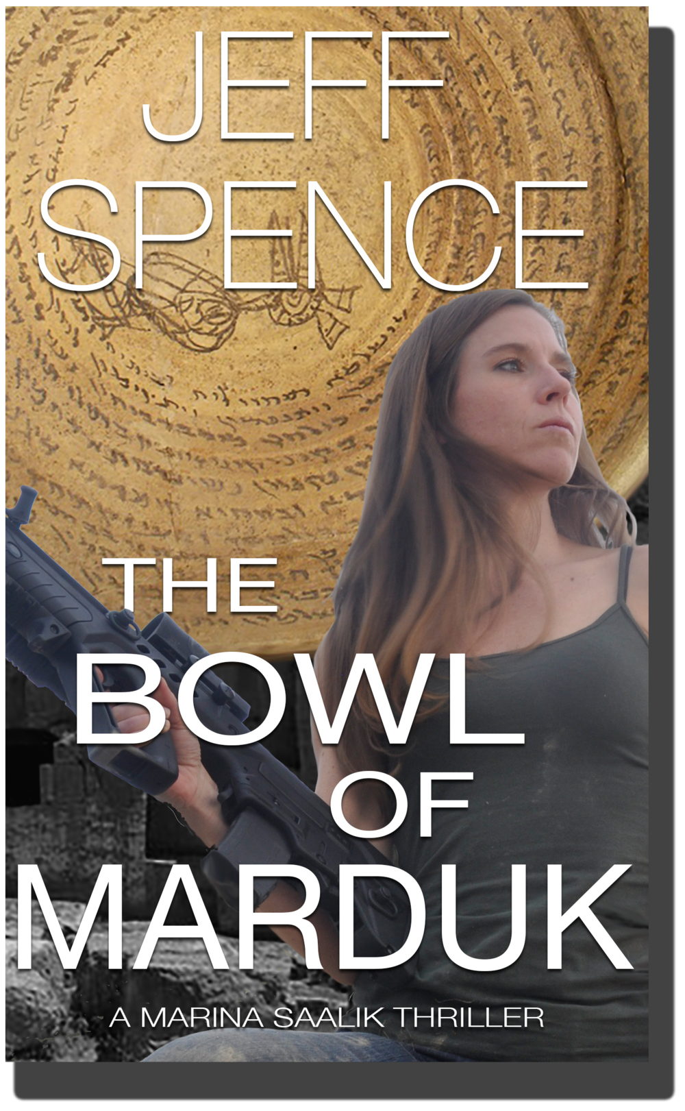 Book Two    Set in Oxford and Iraq    Ben disappears and it is up to Marina to secure his unusual ransom - but she's never been one to cooperate easily  .    Coming this month!