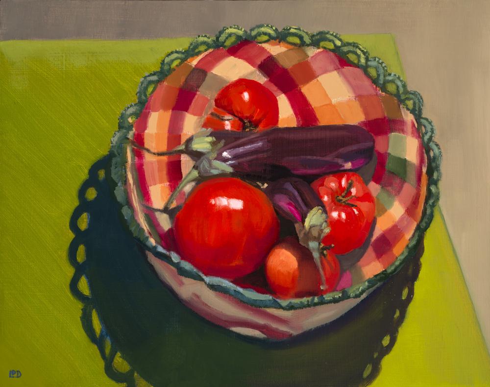 Late Harvest Basket